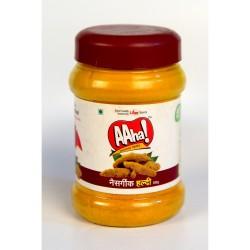 Aaha Organic Haldi (turmeric powder)