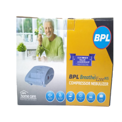 BPL Breathe Ezee N5 Compressor Nebulizer