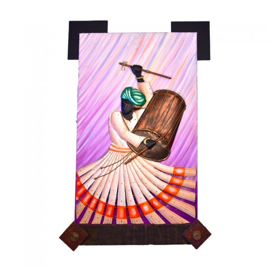Canvas wallhanging