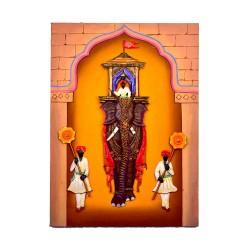 Maharaja Wallhanging Art