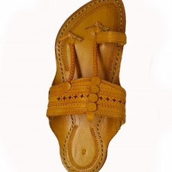 Buy flat sole kolhapuri chappal for men.