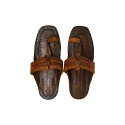 Buy sturdy & stylish kolhapuri chappal for men.