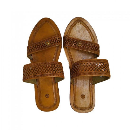 Buy fancy & stylish ladies kolhapuri chappal.