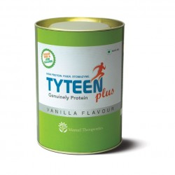 Buy Vanilla Flavoured Tyteen Plus protein powder