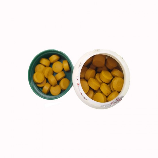 Buy 100% Organic Curcumin Tablets with black pepper