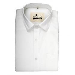 Buy premium Khadi White shirt for men.