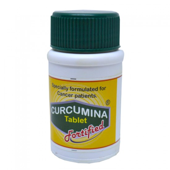 Buy Curcumina Fortified Tablets with black pepper.