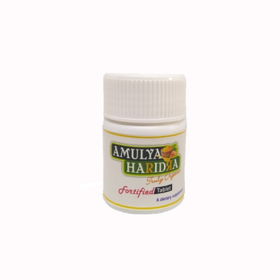 Buy Organic Curcumin Tablets with black pepper