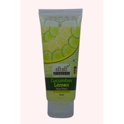Buy sri sri tattva cucumber lemon facewash.