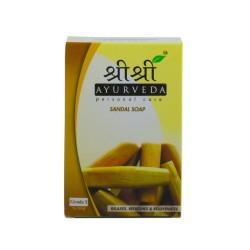 Buy sri sri tattva sandal bathing soap.