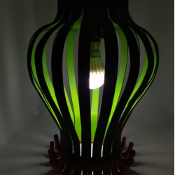 Handcrafted fancy Diwali Lamp
